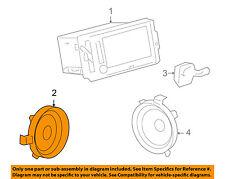 GM OEM Sound System Audio Stereo-Front Door Speaker 15883024