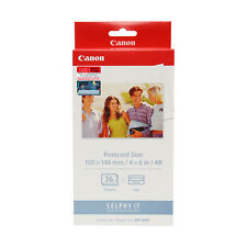 Canon KP-36IP Color Ink Cassette + 4R Paper Set (36 Sheets) (for CP1200 / CP910)