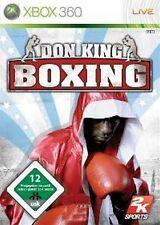 XBOX 360 DON KING BOXING * kong * Deutsch * BRANDNEU