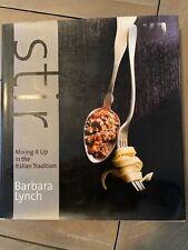 Barbara Lynch, Stir, Mixing it upon 5e Italian Tradition