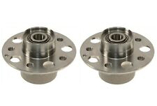 For Mercedes W209 CLS500 Set of 2 Front Axle Bearings & Hubs Assembly Febi