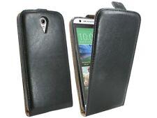 Couverture de Protection pour Téléphone Cellulaire Étui Accessoires Noir Htc