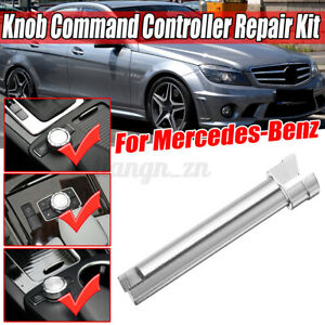 For Mercedes Benz C E Class W204 W212 Controller Knob  Button Switch Replacement