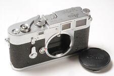 Leitz Leica M3 Nr. 708346, 1x Deckel, Doppelspanner