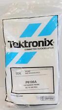 TEKTRONIX P6106A 250MHz 10X PASSIVE VOLTAGE PROBE, TEST LEAD FOR OSCILLOSCOP