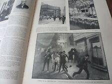 Revue L' ILLUSTRATION N° 3086, 1902: