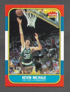 1986 Fleer - KEVIN MCHALE RC - Boston Celtics HOF