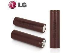 3 x Genuine LG HG2 18650 3000mAh 30A 3.7V High Drain Rechargeable Battery Vape
