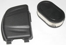 Air filter and filter cover replaces Briggs & Stratton numbers 798452 595658