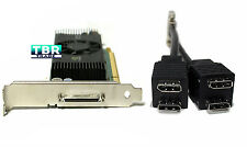 PNY NVIDIA Quadro NVS420 512MB Video Graphics Card Quad Long profile bracket