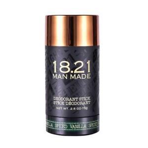18.21 Man Made Deodorant Spiced Vanilla