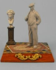 Reality In Scale 1:35 The Bust w Carpet on Real Cloth - Diorama Accessory #35080