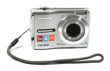 Olympus FE-310 8.0MP Digital Camera Optical Zoom 5x Mp - Not Working