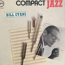 Bill Evans - Compact Jazz Verve Jim Hall Eddie Gomez Shelly Manne CD Album