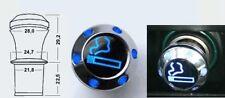 Zigarettenanzünder blau beleuchtet Audi VW Seat Skoda