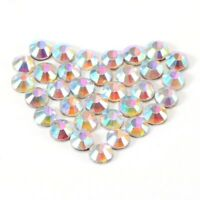 1440 Rhinestone de cristal fusible colorido 2, 7-2, 9mm K3Z1