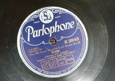 78 rpm HARRY JAMES & ORCH flash / i found a new baby , RG 2943