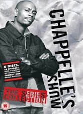 Chappelle's Show The Complete Series (DVD Set) Season One Two Three 1 2 3 Dave