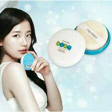 Shiseido Medicated Facial / Body Baby Powder (Press) With Soft Puff Japan F306