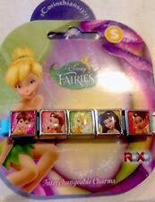 Small Roxo Disney Fairies Charm Bracelet On Sale!!!