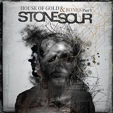 STONE SOUR CD - HOUSE OF GOLD & BONES PART 1 (2012) - NEW UNOPENED - ROCK METAL