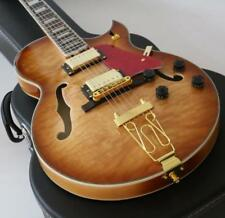 41'' Custom Shop G-Byrdland Electric Guitar Grover Tuner Small Size Quilt Maple