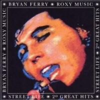 Roxy Music Bryan Ferry - Street Life - 20 Greatest Hits (NEW CD)