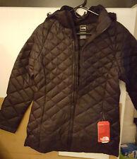 The North Face Transit Down Jacket - Woman Medium $249 MSRP Black NWT