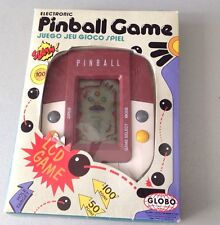Vintage80S #Systema Pinball Game & Watch Nib Very Rare Red Version