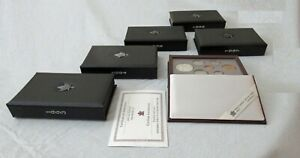 6 CANADA PROOF SETS > 1993-1997 > DAZZLING COINS > SEE IMAGES > NO RSRV