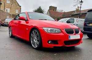 BMW 330i M Sport Convertible **NO RESERVE**LOW MILEAGE**