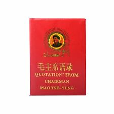 Hot Quotations From Chairman Mao Tse Tung Little Red Book
