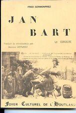 JAN BART LE CORSAIRE - F. Germonprez 1989 - NORD