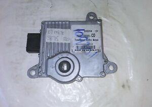 2007 Lincoln MKZ TCM transmission computer 7E5P-12B565-CD