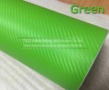 3d Carbon Fiber Vinyl Car Wrapping Foil Decoration Sticker Film For Auto Styling