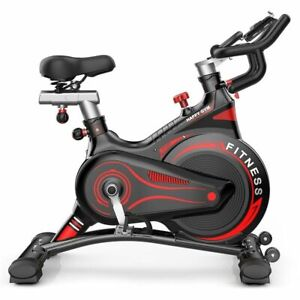 Indoor Cycling Bike Fitness Equipment Spinning Dynamic Bicycle Workout Exerciser