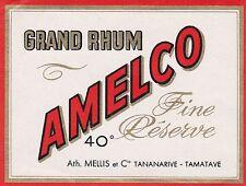 R261 RHUM AMELCO MELLIS TANANARIVE TAMATAVE 40°