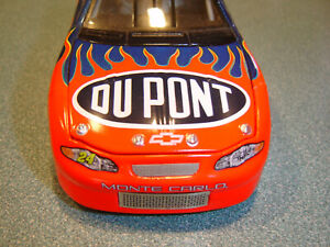 Jeff Gordon #24 Dupont Flames 2001 Winston Cup Champ Action RCCA Chevy1/32