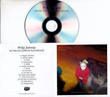 PHILIP SELWAY Let Me Go OST 2017 UK 14-trk promo test CD Radiohead