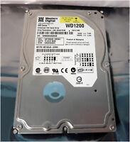 """Western Digital WD Caviar 120GB Internal 7200RPM 3.5"""" (WD1200JB-00CRA1) HDD"""