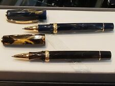 Visconti Oversize Medici Dynasty Rollerball   Black Basilica or Blue Imperiale