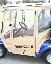 Doorworks door guard for golf cart enclosures