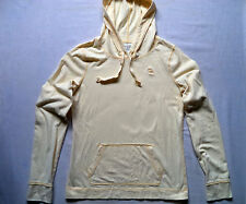 Youth ABERCROMBIE hoodie Sz L pullover top surf sailing beach cruise fashion