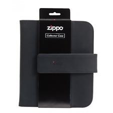 More details for genuine zippo lighter collectors case. holds 8 standard lighters