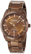 Pulsar Brass Case Adult Watches