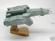 Nostromo Aliens Spaceship Desk Wood Model Free Ship New