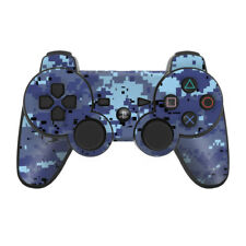 Sony PS3 Controller Skin - Digi Sky Camo - DecalGirl Decal