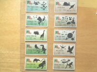 Brooke Bond Tea 40 YEARS OF tea CARDS Trading history complete Set 48 cards