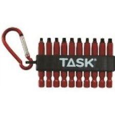 Task Tools T67916 Bit 2-Rob Clip, 10 Piece