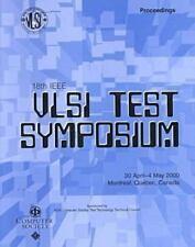 IEEE Vlsi Test Symposium: Proceedings : 30 Spril - 4 May 2000 Montreal, Quebec,